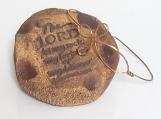 Copper Wire Cross Bracelet - Double Wire Bangle