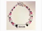 Divine princess crystal bracelet