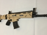 Fortnite Legendary SCAR full size replica