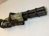 Fortnite Minigun Full Size Replica