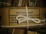 Handmade Goat Milk Soap- 3 bars per Set