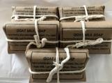 Handmade Goat Milk Soap-5 bars per set
