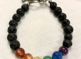 Lava Chakra  bracelet
