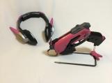 Overwatch DVA Gun and Headset Replica Set