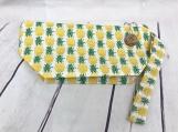 Pineapple Cosmetic bag| accessories bag| makeup bag| Travel bag