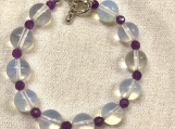 Quartz Amethyst Bracelet