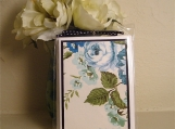 Vintage Wallpaper Note Cards