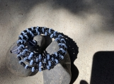 Black and Blue Bracelet