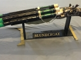 CoD Black Ops Full Size Acidgat Replica with Display Stand