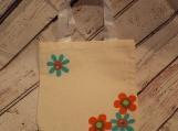 Flower Canvas Bag