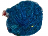 Handmade  Recycled Sari Silk Super Bulky Yarn