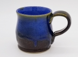 Brown with Indigo Float Mug - 155408