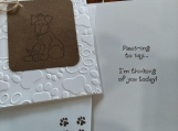 Pawsitively Cute Card Set