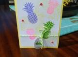 Pineapple Aloha Cards