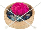 Recycled Sari Silk Bulky Yarn Super Saver pack of 2 balls PINK