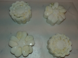 All natural, handmade Vitamin E oil, Chamomile Goatsmilk Soaps