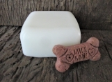 Lavender Organic Shea Butter Dog Soap Medium/Large Dog
