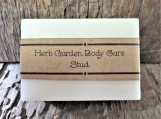 Stud Organic Goat's Milk Men's Soap Bar