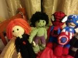 superhero dolls
