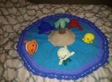 undersea playmat