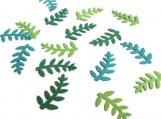 Green Leaf Confetti
