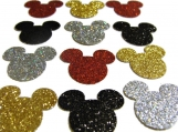 Mickey Mouse Inspired confetti