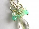 Mint Sky Necklace