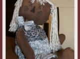 Primitive Polly Rag Doll Pattern