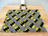 PILLOW Replacement pillow case Batman flannel