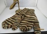 camoflageHUNTERS mittens  brown
