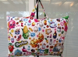 PILLOW childs travel pillow Shopkins with pocket