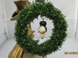 Penquin charm mas Wearth ornament