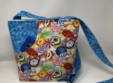 Beach Umbrellas Cross Body Bag