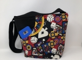 Casino Gambling Cross Body Bag