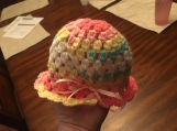 Crochet Spring and Summer Hat