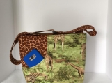 Giraffe Cross Body Bag