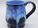 XL Black/Blue Mug