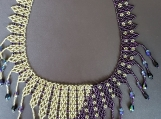 Beaded Necklaces, Mayan Style (Indigenous Jewelry)