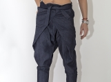 Denim Capri Pants / Harem Pants / Fashion Pants PP0012