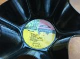 Frank Sinatra Genuine LP Record Bowl