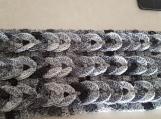 Handmade crocheted neck cowl