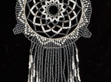 Beaded Dream Catcher (Indigenous)
