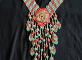 Mayan Style Necklaces (Indigenous Jewelry)
