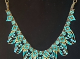Beaded necklaces Mayan Style (Indigenous Jewelry)