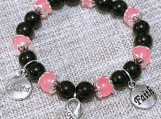 Breast Cancer Support Bracelet