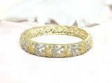 Bridal Jewelry, Bridal Bracelet, Wedding Jewelry, CZ Bracelet
