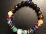 Custom pregnancy bracelet