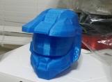 Halo Inspired Master Chief Spartan Mk VI Helmet Piggy Bank