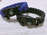 Outdoorsman Paracord Bracelet