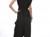 Asymmetric Set / Paradox / Baggy Pants / Wide Leg Trousers / Plu